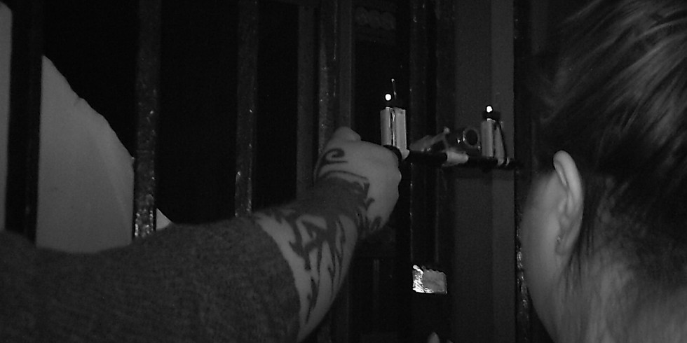 Ghost Hunting with Linda 9/7/19