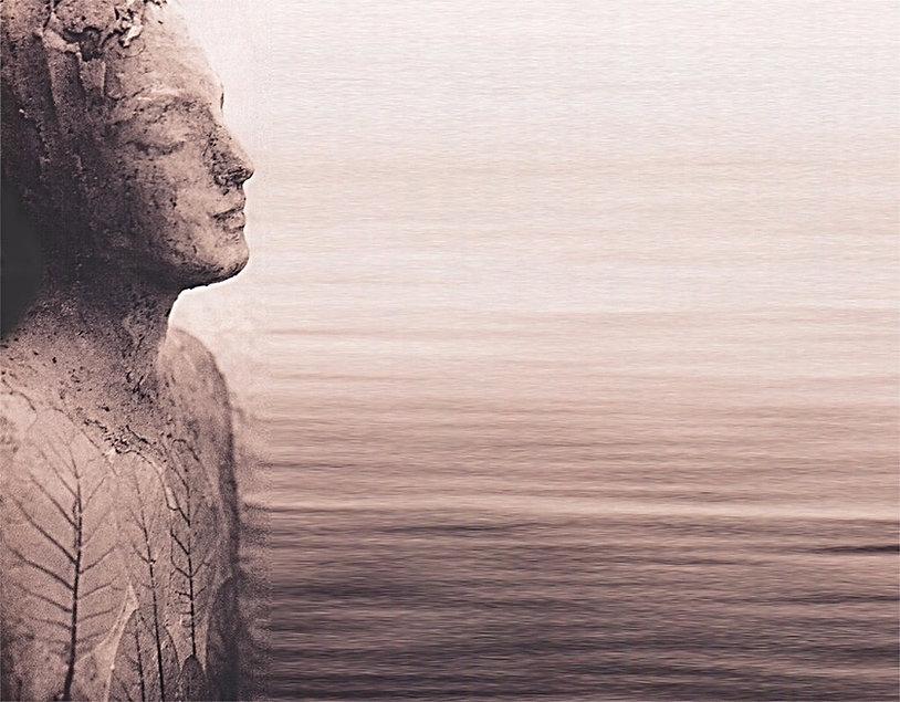 terracotta angel