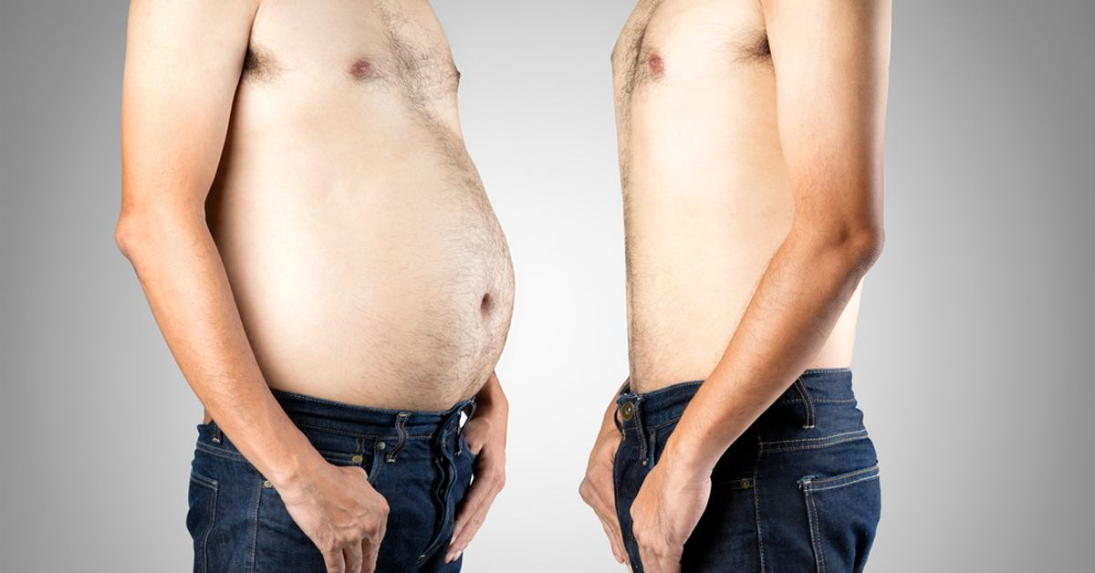 How do you lose belly fat fast at home