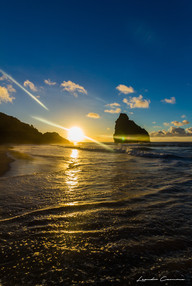 Cacimba Sunset