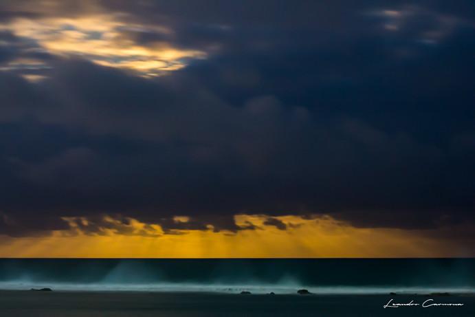 Atlantic Moonrise