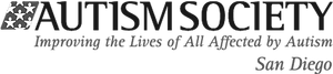 Autism Society Logo BW.png