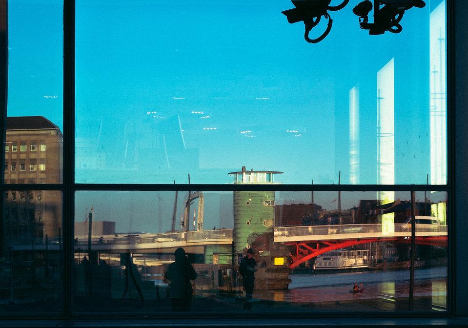 copenhagen window reflection