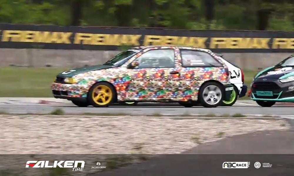 ABC RACE Mareks Baumanis