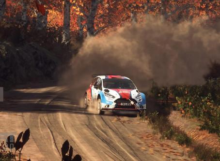 """4. posmā Digitālā Rallija """"Bundzis Rally Championship"""" ASV ceļos jau trešā uzvara Ralfam Sirmacim."""