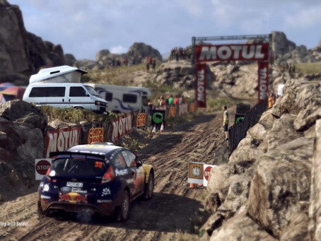 """Digitālā Rallija """"Bundzis Rally Championship"""" 5. posmā kārtējo uzvaru izcīnījis Ralfs Sirmacis"""