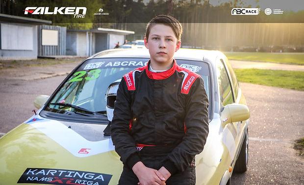 ABC RACE Kristers Saliņš