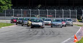 ABC Race 4. posmā skaistas cīņas un rūgta avārija