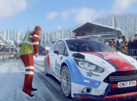 Pirmajās digitālā rallija sacensībās sniegotajos Monaco ceļos uzvaru izcīna Kristaps Ušvils