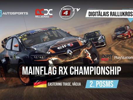 Digitālais Rallijkross - Mainflag RX Championship