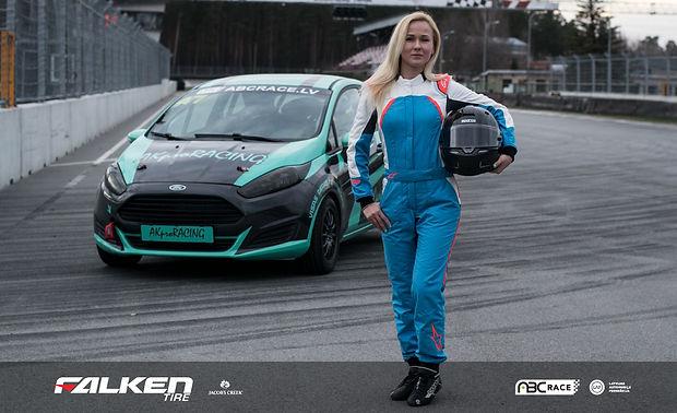 ABC RACE Anastasija Kozlovska