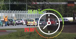Pārcelts ABC Race autošosejas kausa 4. posma norises datums!