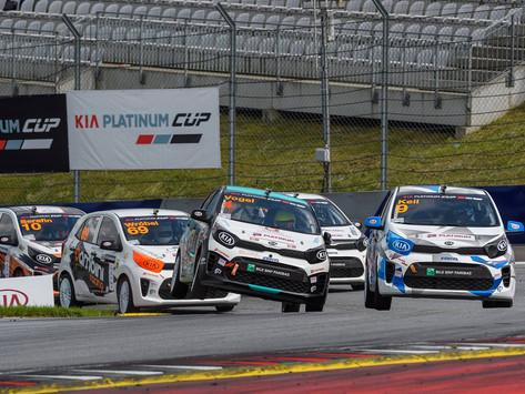Autosports Eiropā: Polijas mazlitrāžas mono klase – KIA Platinium Cup.