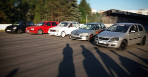Autošosejas budžeta klase ABC Race debitēs Riga Summer Race sacīkstēs Biķerniekos!