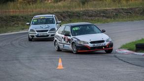 Aizvadīti pirmie ABC Race testi un ielas auto treniņš sk 333.