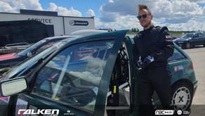 Mareks Baumanis - ABC RACE 2021. gada sezonas debitants