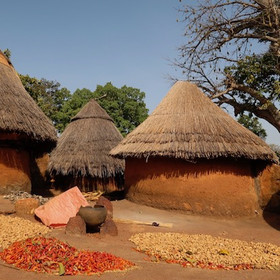 Betamaribe of Benin