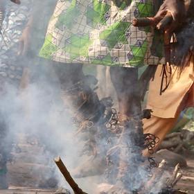 Bassar Fire Dance