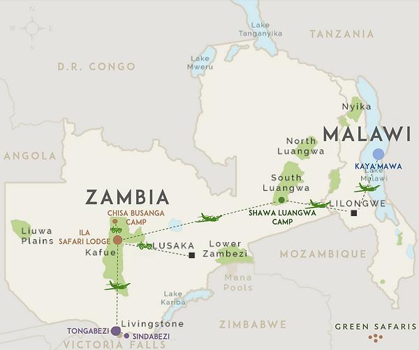 Green Safaris Map.png