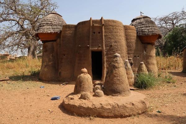 Tamberma of Togo