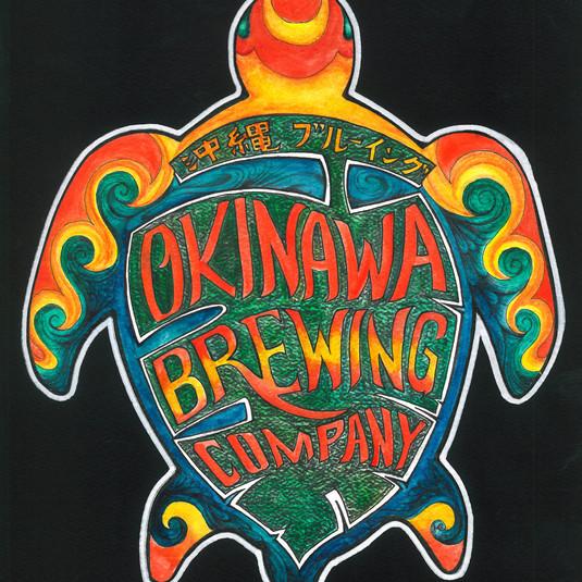 Okinawa Brewing Company Logo