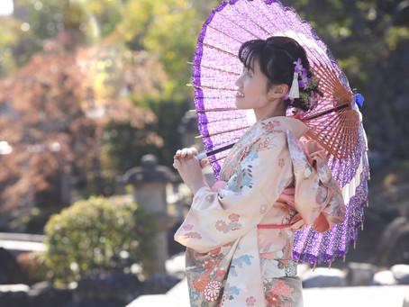 茨木市成人式前撮り写真撮影