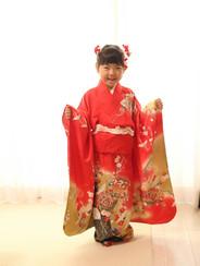 4A)7歳女の子(前)