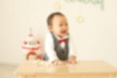 スタジオ撮1歳お誕生日|大阪府京都府|出張写真撮影birthphoto(バースフォト)|七五三・お宮参り・家族写真/オリジナル絵本作成