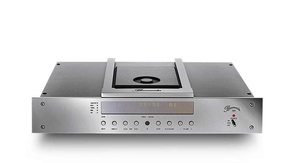 Burmester 089 CD Player
