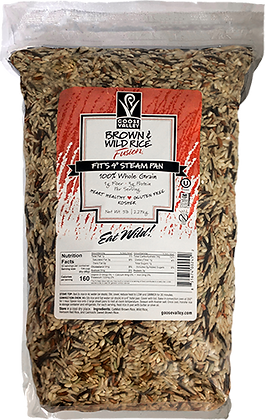 5lb Bag of Brown & Wild Rice Fusion®