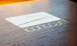IconoCard Gold/Wood Retail Box