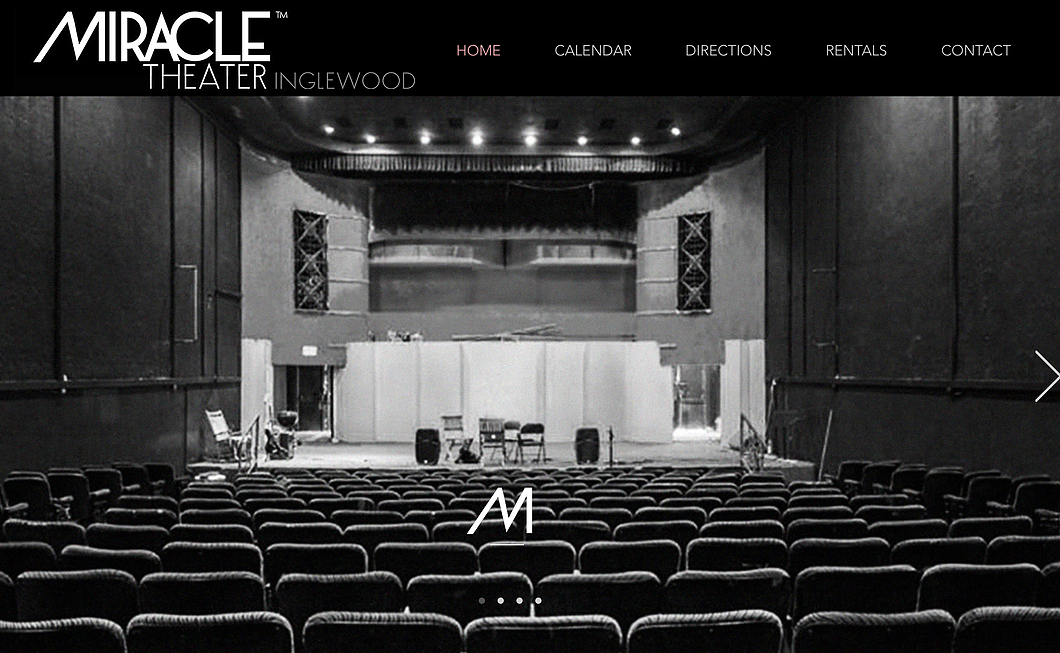 Miracle Theater Inglewood
