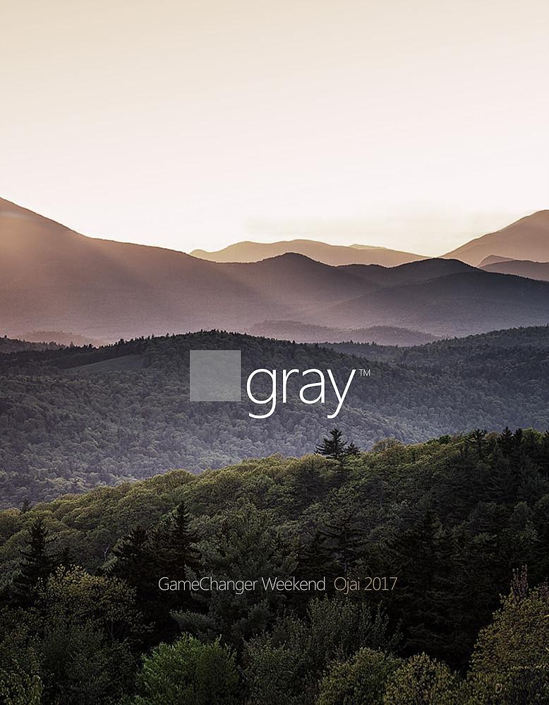 Gray™- Exclusive Leadership Retreats