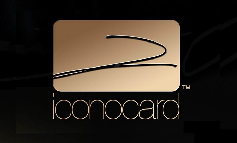IconoCard Luxury Brand Logo