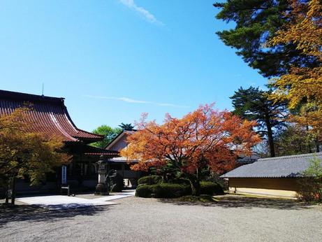 金沢の永安寺で、新型コロナウイルス感染の早期完全収束を願い、5月22日から七日間の断食修行を行います