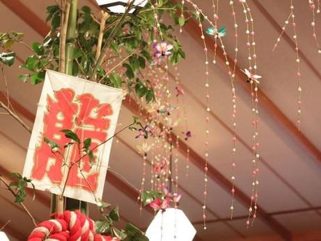 1年間の五穀豊穣を祝う正月飾りをつくろう! 本年はご自宅で手作りできる「餅花づくりキット」を 12月3日(木)に発売