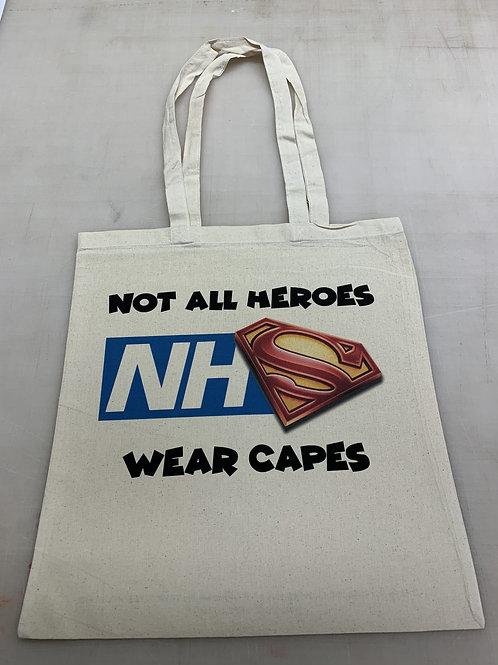 Super NHS Tote bag