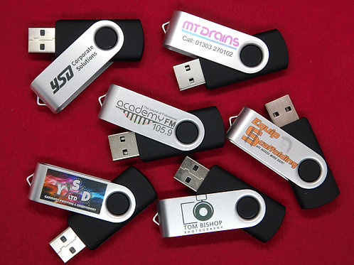 512mb Rotate USB Flashdrive
