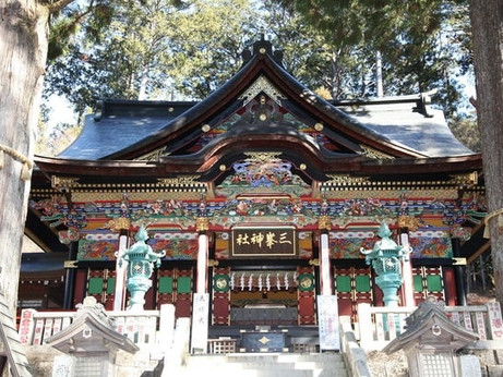 「専用バスで行く三峯神社散策ツアー」を 7月の平日5日間で開催  ~涼風感じる夏の三峯神社を散策しよう~