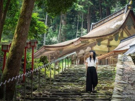 星野リゾート ロテルド比叡(京都府・比叡山)  京都・比叡山をおさんぽしながら楽しく厄払い 「比叡山やくばらい散歩」が12月1日から通年展開