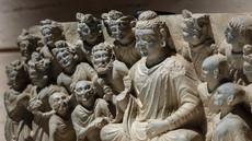 第9期特集展示『ガンダーラの仏像と仏伝浮彫』を 2020年10月3日より開催
