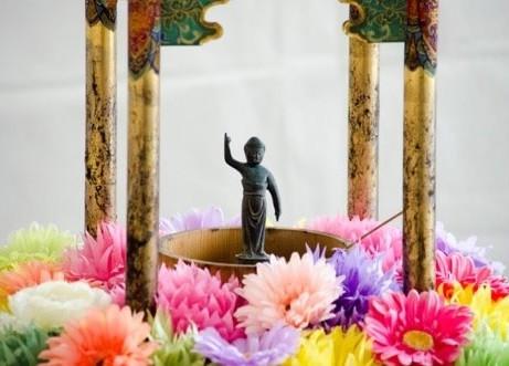 お釈迦様ご生誕祝い「花まつり」を開催します
