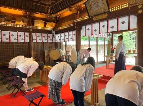 """【川越プリンスホテル】""""近場旅""""で新たな地元の魅力再発見。日本の習わしを謎解く川越 「神社 ・ お寺体験ツアー」"""