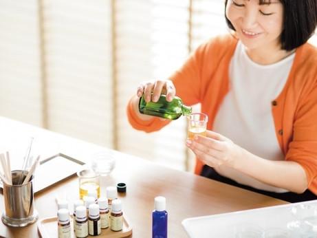 俳優・梅沢富美男さんの若さと健康の秘訣は、「アロマテラピー」だった! 『アロマセラピー使いこなし事典』2018年2月10日(土)発売
