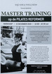 Master Training op de Pilates Reformer en Chair door Maritza Marbus