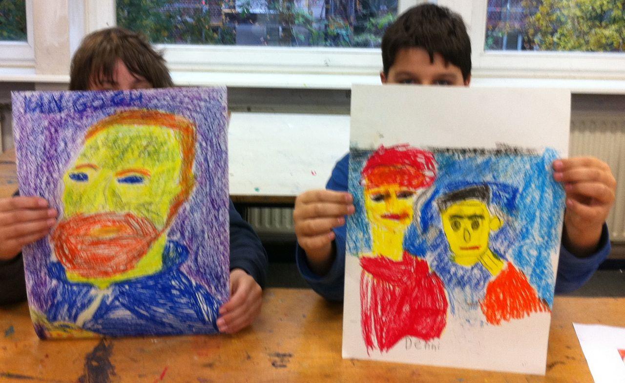 Portraits 5 kl