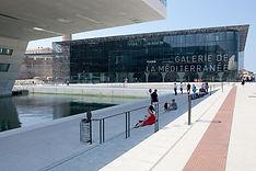 Lieske Meima Fotografie - architectuurGalérie de la Mediterranée Marseille