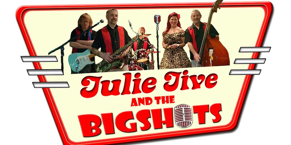 Julie Jive & The Bigshots