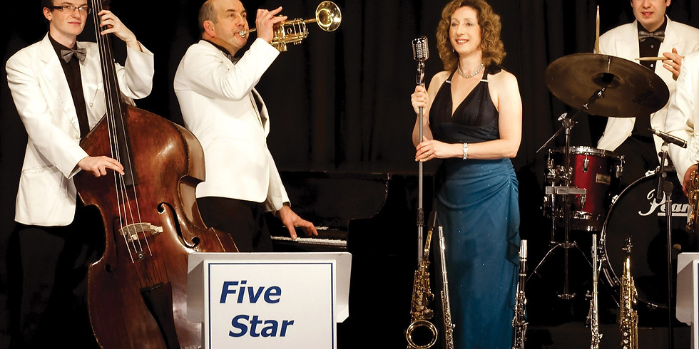 Dance Night Tuesday with Five Star Swing
