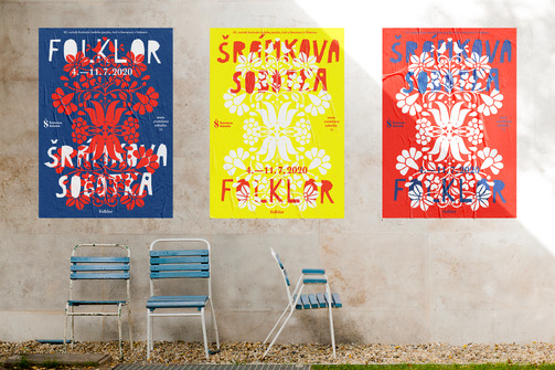 Šrámkova Sobotka –posters/plakáty
